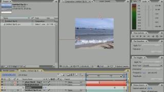 Dựng phim bom tấn làm quen với phần mềm dựng phim bom tấn afer effect