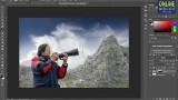 Photoshop CC 2016, BÀI 18 Làm cho ảnh trong veo và kỹ thuật Quick Mask