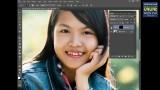 Photoshop CC 2016 XỬ LÝ MẮT, MÔI, MŨI VÀ RĂNG ẢNH CHÂN DUNG